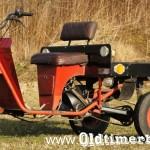 1980, Dezamet 755, Motorydwan, 49,8 ccm, 1,5 KW 003