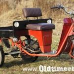 1980, Dezamet 755, Motorydwan, 49,8 ccm, 1,5 KW 016