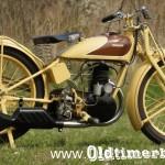 1931, Zundapp Rekord I, 198 ccm, 6 KM 021