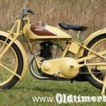 1931, Zundapp Rekord I, 198 ccm, 6 KM 030