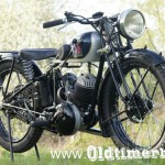 1935, Triumph RL 30, 198 ccm, 6 KM, 034