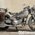 1937, Victoria KR9 Fahrmeister, 498 ccm, 157 KM, 010