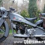 1937, Victoria KR9 Fahrmeister, 498 ccm, 157 KM, 016
