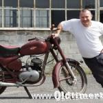 1960, WSK M150, 149 ccm, 6,5 KM 000a