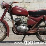 1960, WSK M150, 149 ccm, 6,5 KM 001a