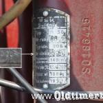 1960, WSK M150, 149 ccm, 6,5 KM 002a
