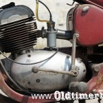1960, WSK M150, 149 ccm, 6,5 KM 003a