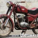 1960, WSK M150, 149 ccm, 6,5 KM 008a