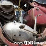 1960, WSK M150, 149 ccm, 6,5 KM 010a