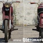 1960, WSK M150, 149 ccm, 6,5 KM 012a
