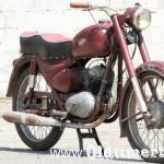 1960, WSK M150, 149 ccm, 6,5 KM 013a
