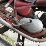 1960, WSK M150, 149 ccm, 6,5 KM 015a