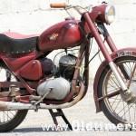1960, WSK M150, 149 ccm, 6,5 KM 021a