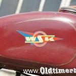 1960, WSK M150, 149 ccm, 6,5 KM 022a