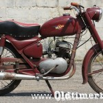 1960, WSK M150, 149 ccm, 6,5 KM 024a
