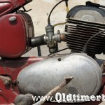 1960, WSK M150, 149 ccm, 6,5 KM 026a