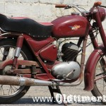 1960, WSK M150, 149 ccm, 6,5 KM 031a