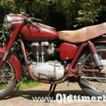 1962, Junak M10, 349 ccm, 19 KM 002