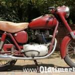 1962, Junak M10, 349 ccm, 19 KM 018