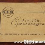 1962, Junak M10, 349 ccm, 19 KM 029