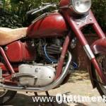 1962, Junak M10, 349 ccm, 19 KM 032