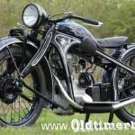 1934, BMW R2, 198 ccm, 8 KM, 001