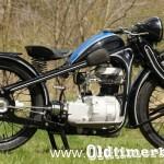 1934, BMW R2, 198 ccm, 8 KM, 017
