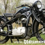 1934, BMW R2, 198 ccm, 8 KM, 025