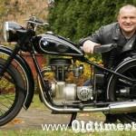 1938, BMW R23, 247 ccm, 10 KM, 135 kg 001