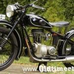 1938, BMW R23, 247 ccm, 10 KM, 135 kg 003