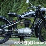1938, BMW R23, 247 ccm, 10 KM, 135 kg 037