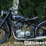 1938, BMW R23, 247 ccm, 10 KM, 135 kg 047