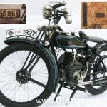 1927 - DKW E200, 198 ccm, 4,5 KM 01
