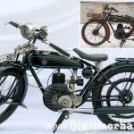 1927 - DKW E200, 198 ccm, 4,5 KM 10