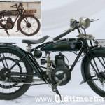 1927 - DKW E200, 198 ccm, 4,5 KM 17