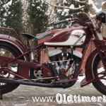 1937, Sokol 1000, 995 ccm, 22 KM 044