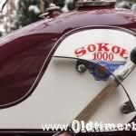 1937, Sokol 1000, 995 ccm, 22 KM 057