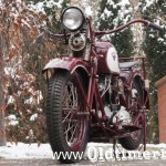 1937, Sokol 1000, 995 ccm, 22 KM 109