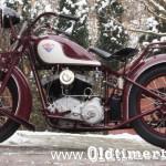 1937, Sokol 1000, 995 ccm, 22 KM 129