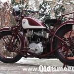 1937, Sokol 1000, 995 ccm, 22 KM 136