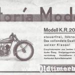 16- Prospekt produkcyjny KR20, 1929 rok