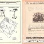 Warsztat NSU - pierscien i luz zaworowy oraz warsztat