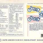 1955 RT 125 dane