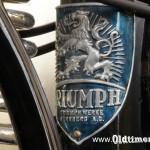 Triumph S350, 346 ccm, 12 KM, 1937 Nr 06