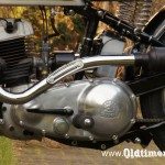 Triumph S350, 346 ccm, 12 KM, 1937 Nr 09