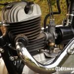 Triumph S350, 346 ccm, 12 KM, 1937 Nr 10