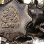 Triumph S350, 346 ccm, 12 KM, 1937 Nr 17
