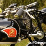 Triumph S350, 346 ccm, 12 KM, 1937 Nr 18