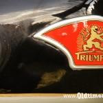 Triumph S350, 346 ccm, 12 KM, 1937 Nr 19