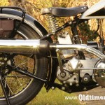 Triumph S350, 346 ccm, 12 KM, 1937 Nr 35
